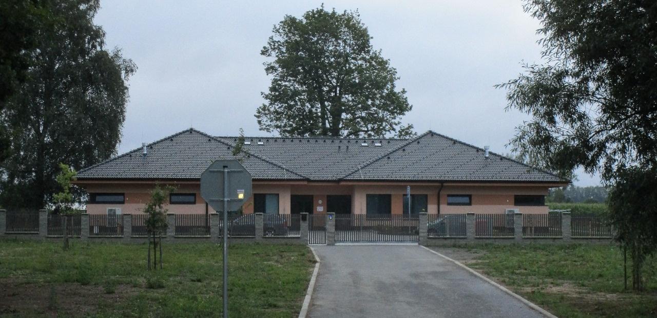 Hlavní domek