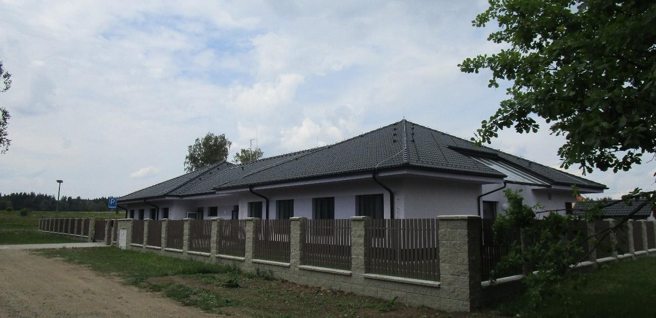 Zadní domek