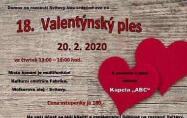 18. Valentýnský ples